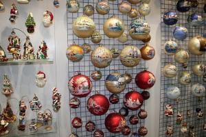 Muzeum Bombek Choinkowych w Nowej Dębie