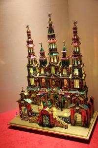 Pokonkursowa Wystawa Szopek Krakowskich