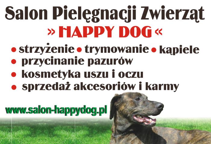 Happy Dog Salon Pielęgnacji Zwierząt