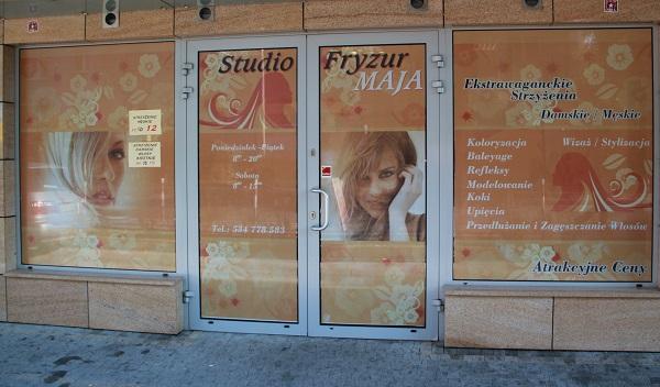 Studio Fryzur Maja