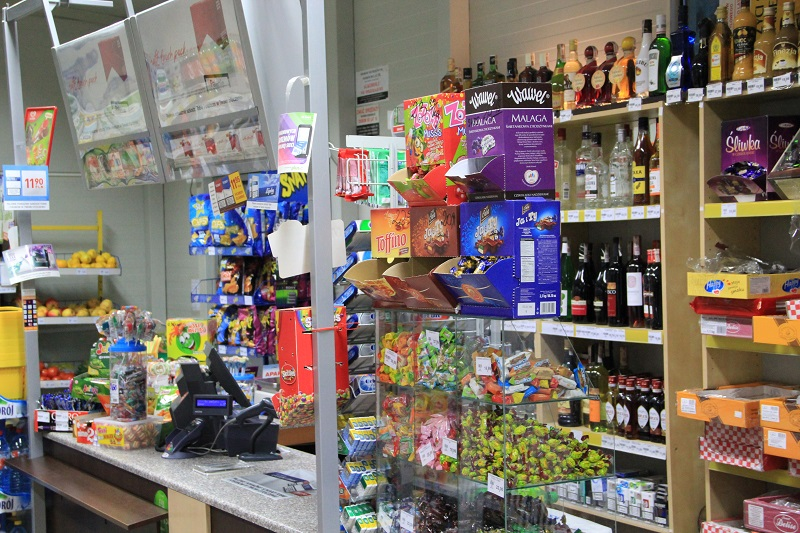 Mini Market Spożywczy M-K Marcin Kadela