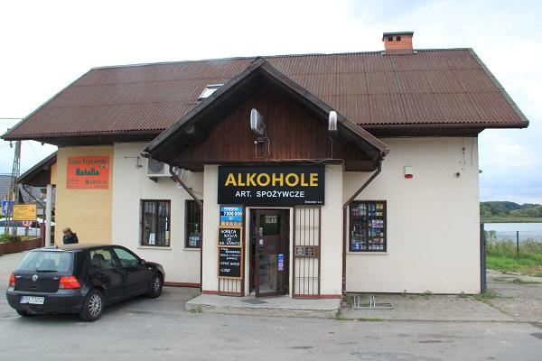 Sklep Spożywczo - Alkoholowy - Dekanter