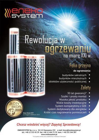 Energooszczędne ogrzewanie- Enekosystem